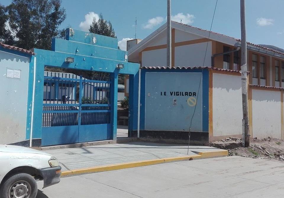 Colegio JOSE MARIA ARGUEDAS - Pomacocha