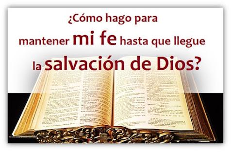 Cómo Tener Fe en Dios según la Biblia y Versículos de Fe