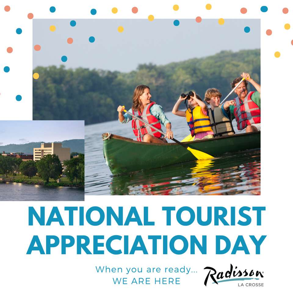 National Tourist Appreciation Day Wishes Images