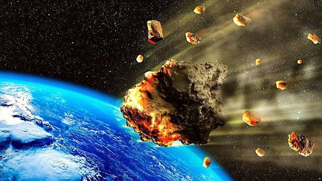 Bilim İnsanları, Dünya'ya Çarpabilecek Asteroitlere Karşı Yeni Bir Çözüm Geliştirdiler