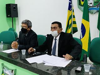 Por 10 a 2, Sena Rosa é eleito presidente da Câmara de Campo Maior