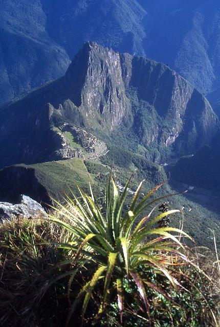 Machu et Huayna Picchu