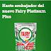 Puedes ganar una lote de Fairy Platinum Plus para ti y para compartir con tus amig@s