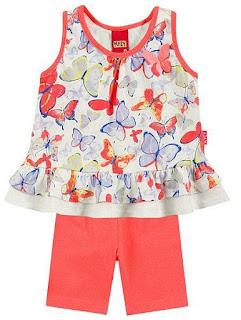 Distribuidores de roupas infantis