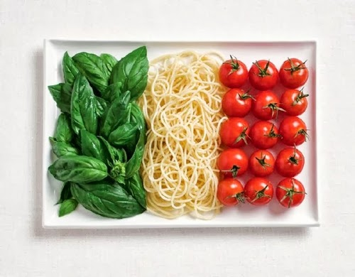 09-Italian-Flag-Advertising-Agency-WHYBIN\TBWA-Sydney-International-Food-Festival-www-designstack-co
