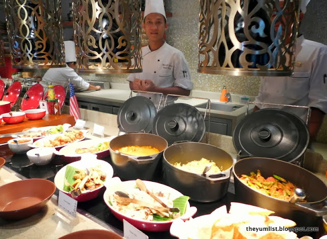 Traders Cafe, Sunday Brunch, Yangon, Mynamar, traders hotel