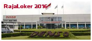 Info Loker Operator Produksi PT Denso Corporation Indonesia Terbaru Mei - Juni 2016