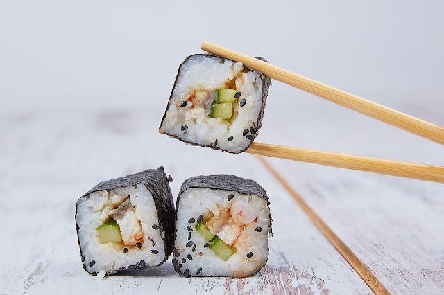 Resep Sushi Nugget Crab Stick