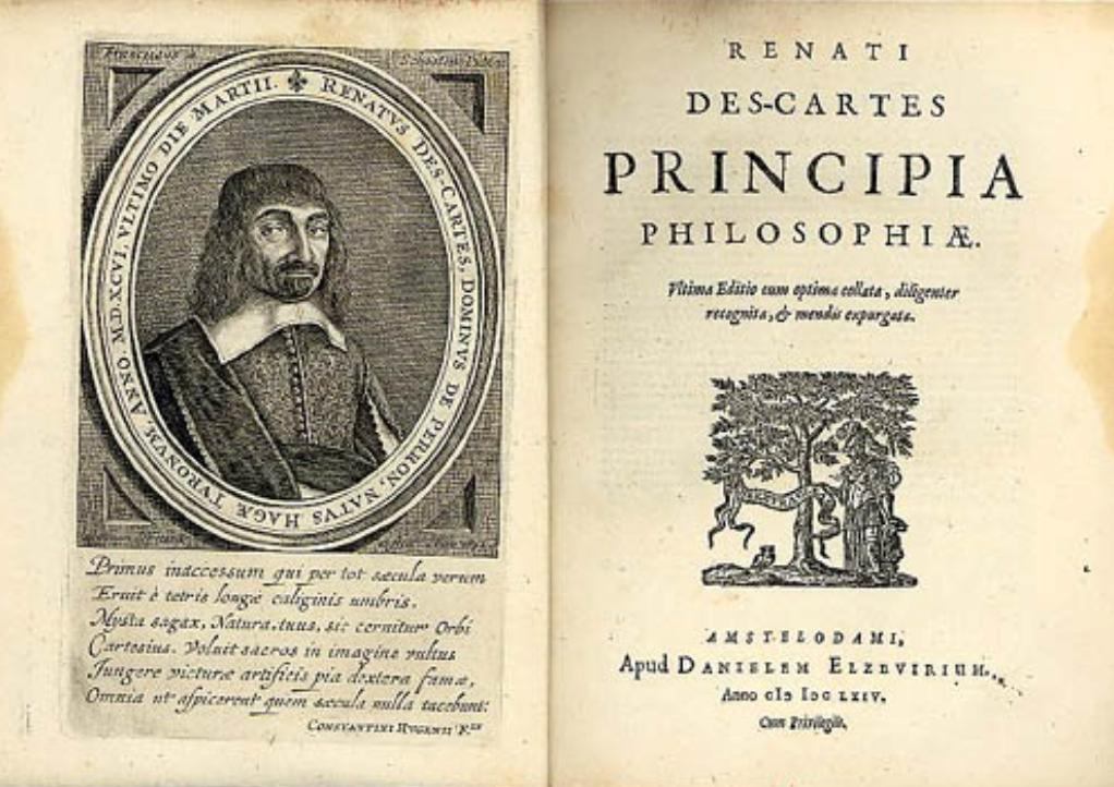 a look at the argument of descartes