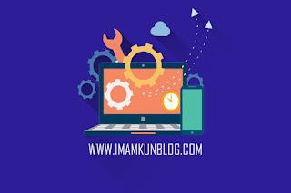 Cara Membuat Halaman Sedang Maintance di Blogger