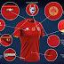 New Athletic apresenta a nova camisa titular do Cienciano