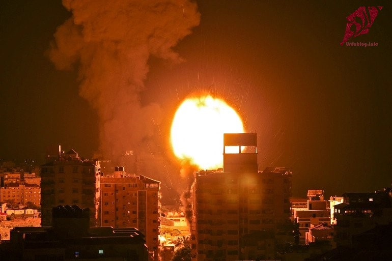 Israeli airstrikes intensify after fruitless UN Security Council meeting