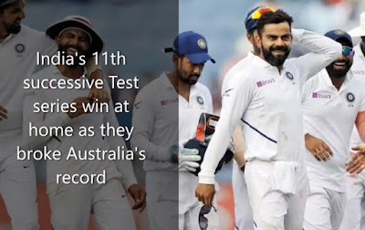 India vs South Africa, 2nd Test India wins Pune Test by an innings and 137 runs, Clinch Series