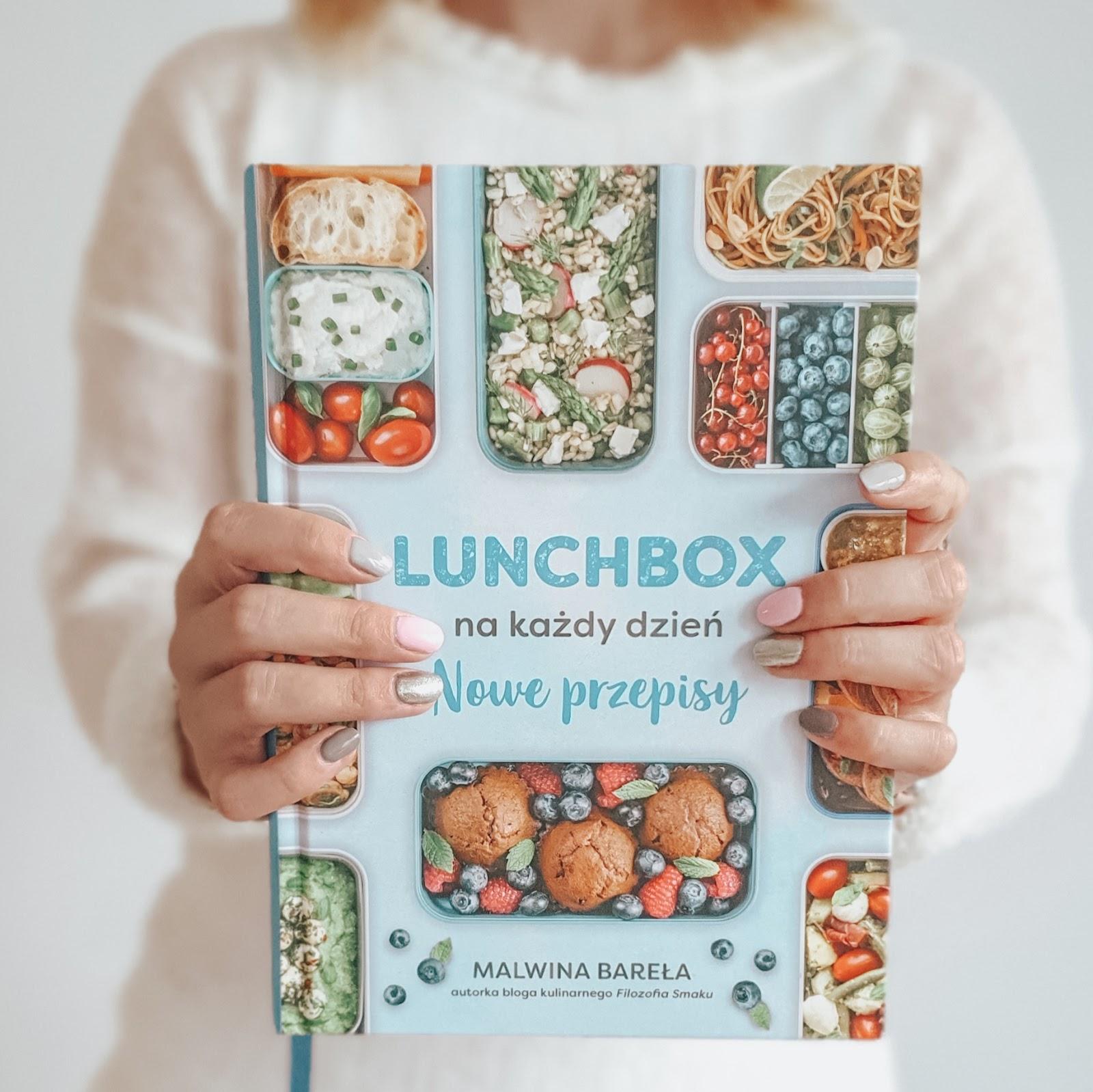 LUNCHBOX na każdy dzień - Malwina Bareła i Jej nowa książka - recenzja