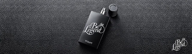 oriflame be the legend perfumy