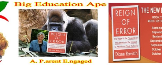 Big Education Ape: UPDATE: FCMAT » Cali Education Headlines Wednesday, September 11, 2013