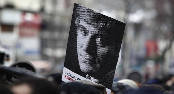 Hrant Dink Vakfı'na Tehdit Mesajları Atan Kişi Yakalandı