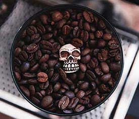 When is coffee bad for health
