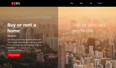 DBS Property Marketplace