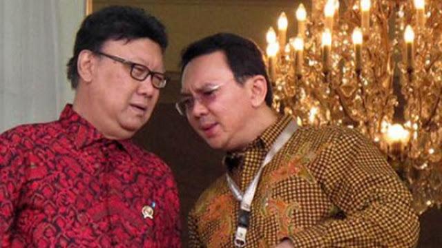 Mendagri Sebut Ahok Berhenti Terhormat, Dosen UIN Jakarta: Nalar Anda Nyungsep ke Got