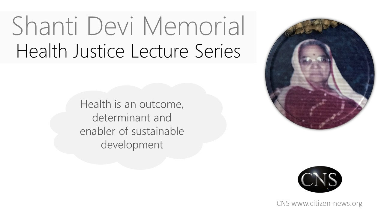 SDM Health Justice Lecture Series