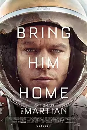 The Martian (2015) Full Movie In Dual Audio (Hindi-English)