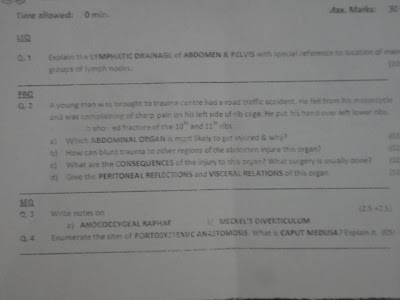 2nd Year Prof Papers 2011
