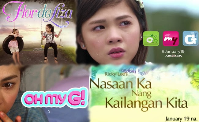 3 Kapamilya New Drama Series Video Trailer to Premier on January 19, 2015