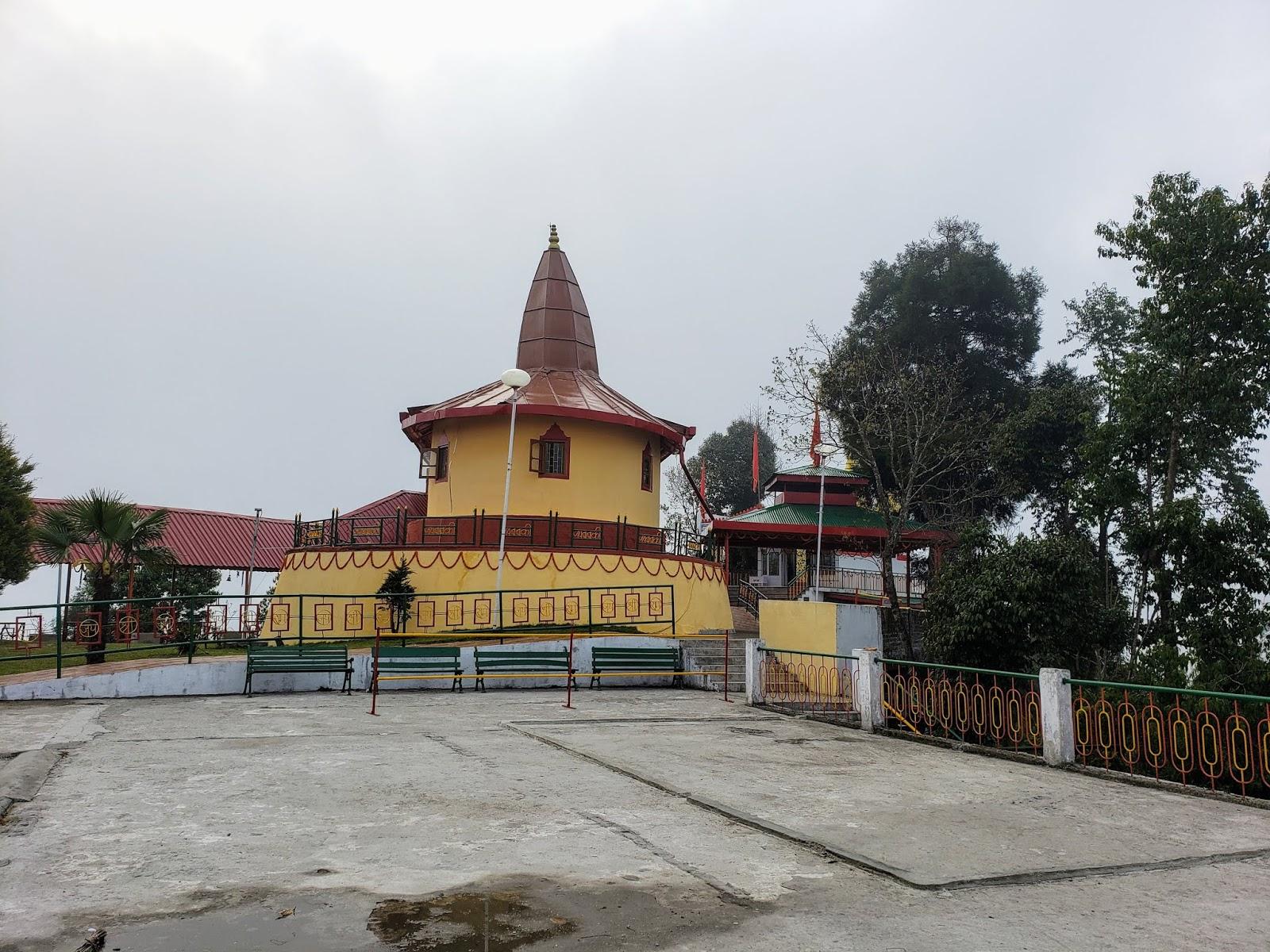 हनुमान टोक, गंगटोक