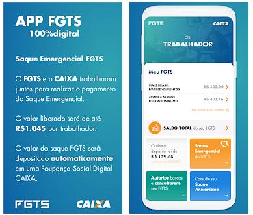 FGTS-Saque Emergencial