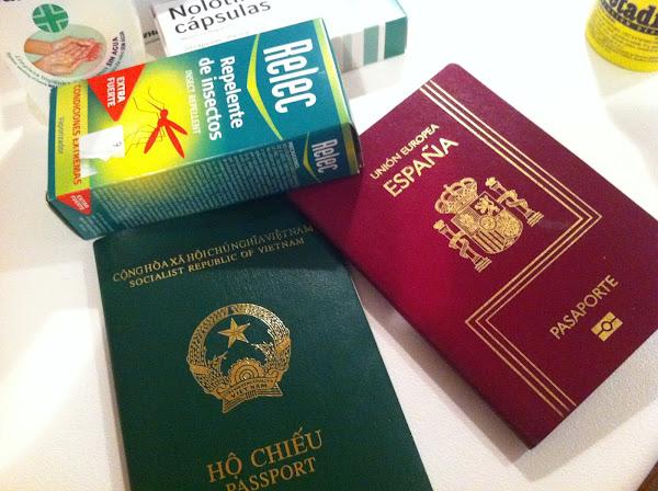 Vacunas necesarias para Vietnam