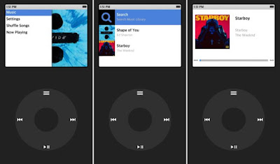 turn%2BiOS%2B10%2BiPhone%2Binto%2Ban%2BiPod%2BClassic How To Flip iOS 10 iPhone Into An iPod Vintage Apps iPhone Jailbreak