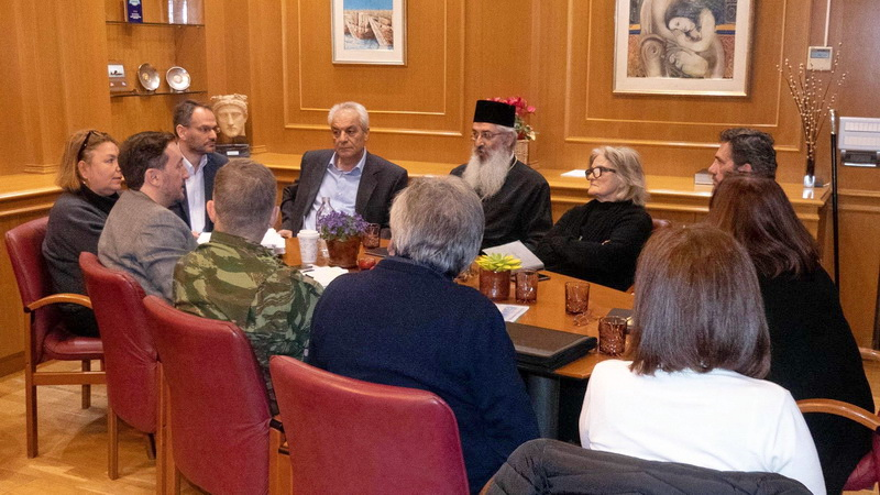 Συνεδρίασε η Επιτροπή για τον εορτασμό των 100 χρόνων από την ενσωμάτωση της Αλεξανδρούπολης στον εθνικό κορμό