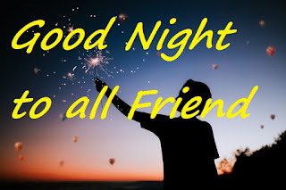 good night images all friends