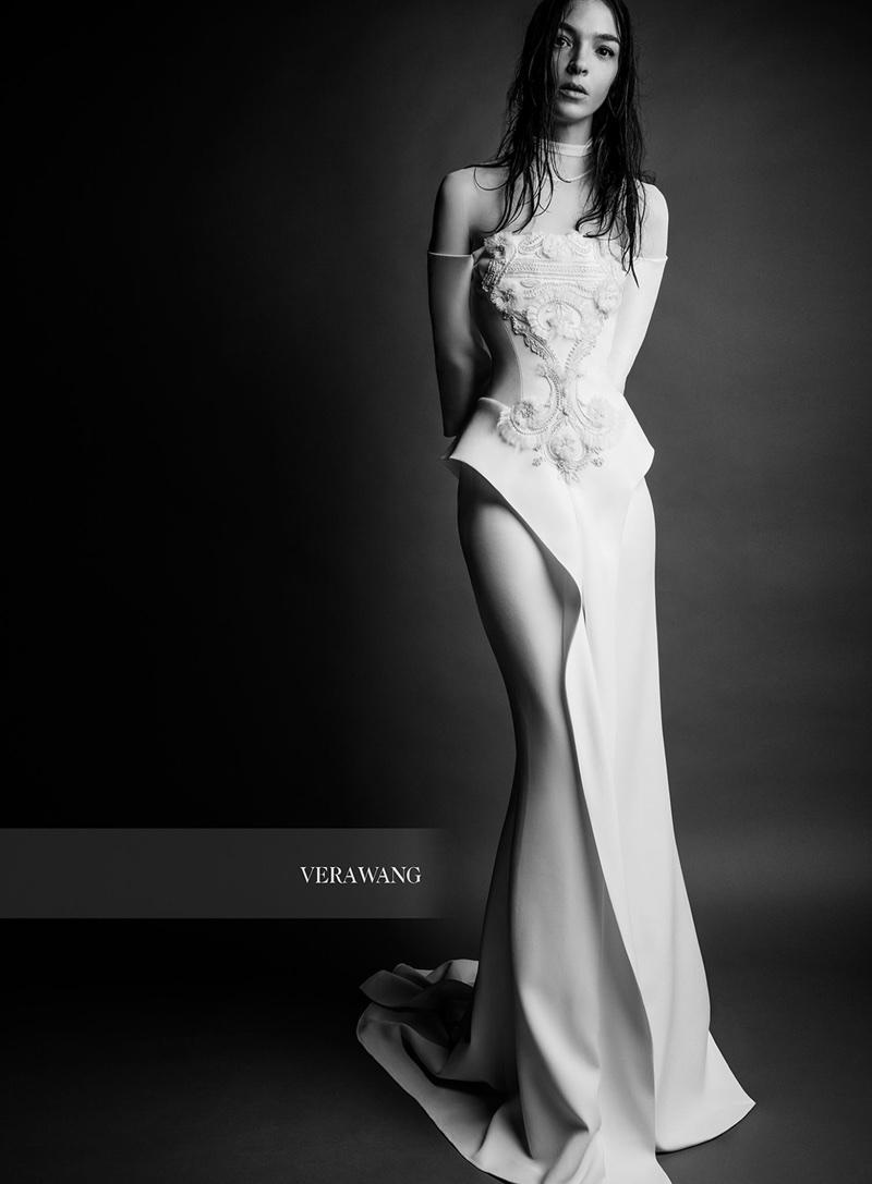 Vera Wang Spring/Summer 2018 Bridal Campaign