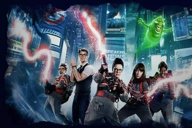 رسميا العمل على نسخة جديدة من فيلم Ghostbusters