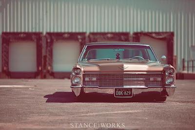 Cadillac De Ville Coupe 1966