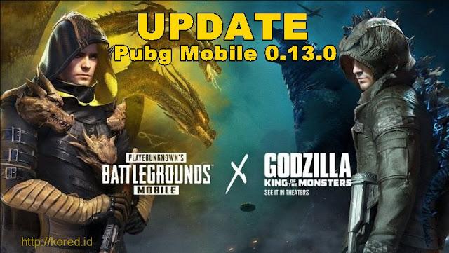 Update Pubg Mobile 0.13.0
