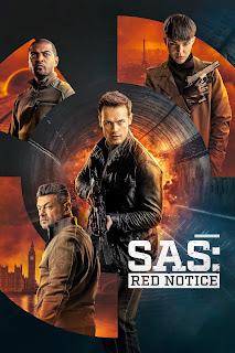 SAS: Red Notice [2021] [DVDR] [NTSC] [Latino]