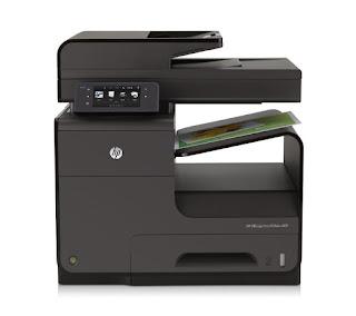 HP Officejet Pro X576dw Drivers Download
