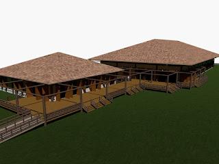 Ilha Comprida iniciou a construção do centro de eventos com capacidade para cerca de duas mil pessoas