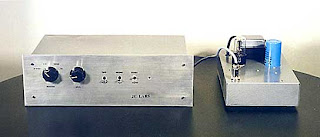 12AX7 Phono 6SN7 Line External PS