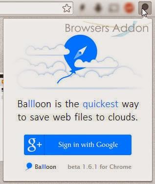 Ballloon_signin_google
