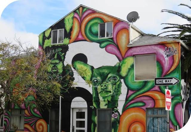From Venice Beach to Santa Monica: Street Art