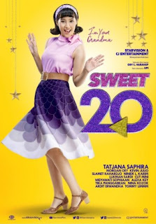 Download Sweet 20 (2017) DVDRip Full Movie