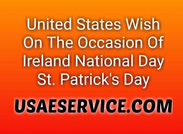 United States Wish On St. Patrick's Day