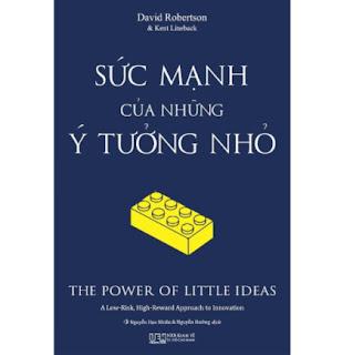 Sức mạnh của những ý tưởng nhỏ (2018) ebook PDF-EPUB-AWZ3-PRC-MOBI