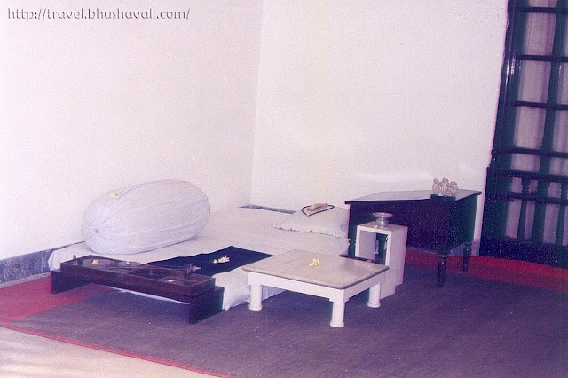 Belongings of Gandhiji in Gandhi Museum, New Delhi