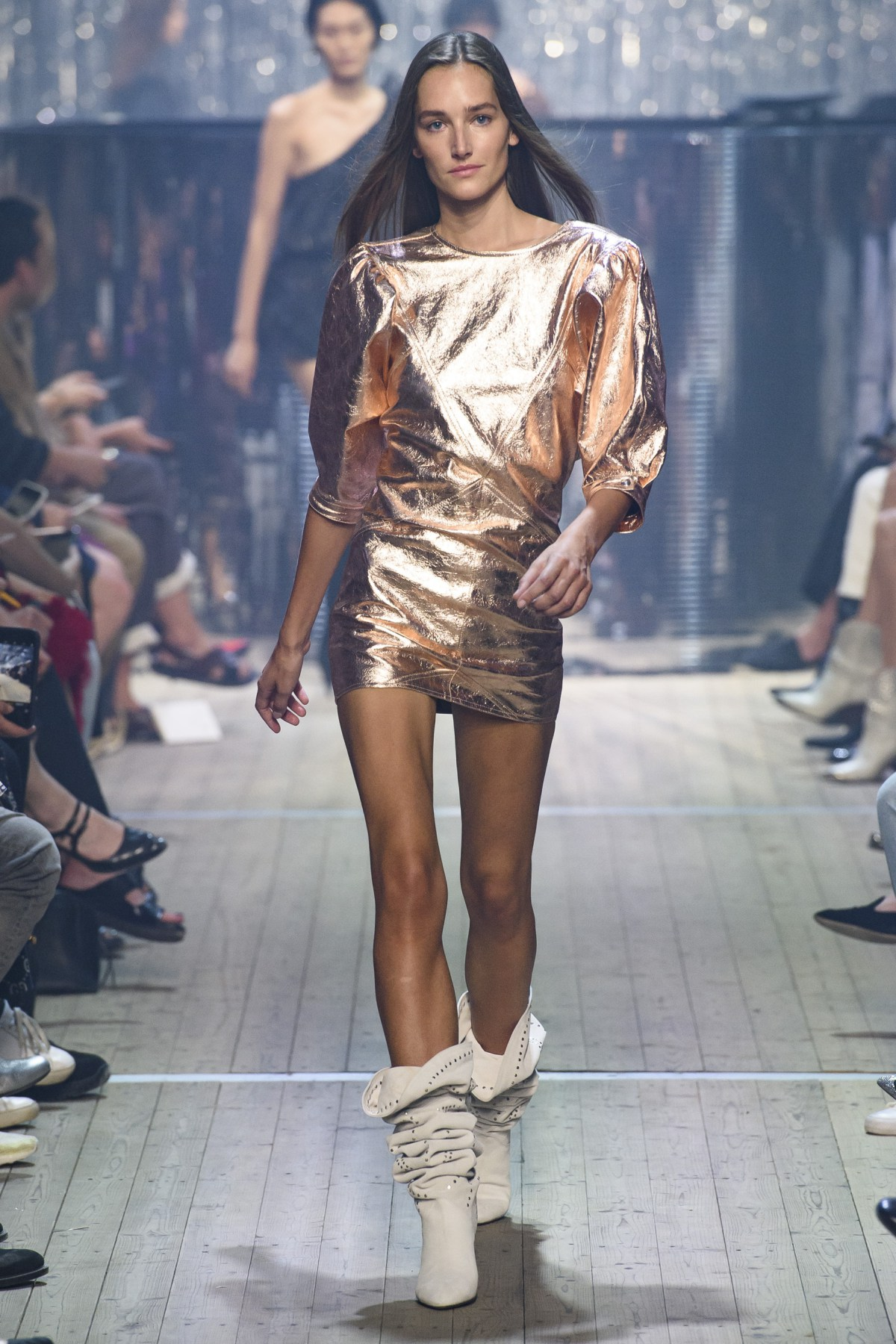 Runway: Isabel Marant Spring 2019 Ready-to-Wear, Paris