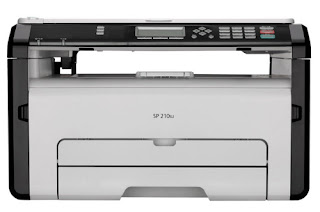 Ricoh SP 210SU Driver Download